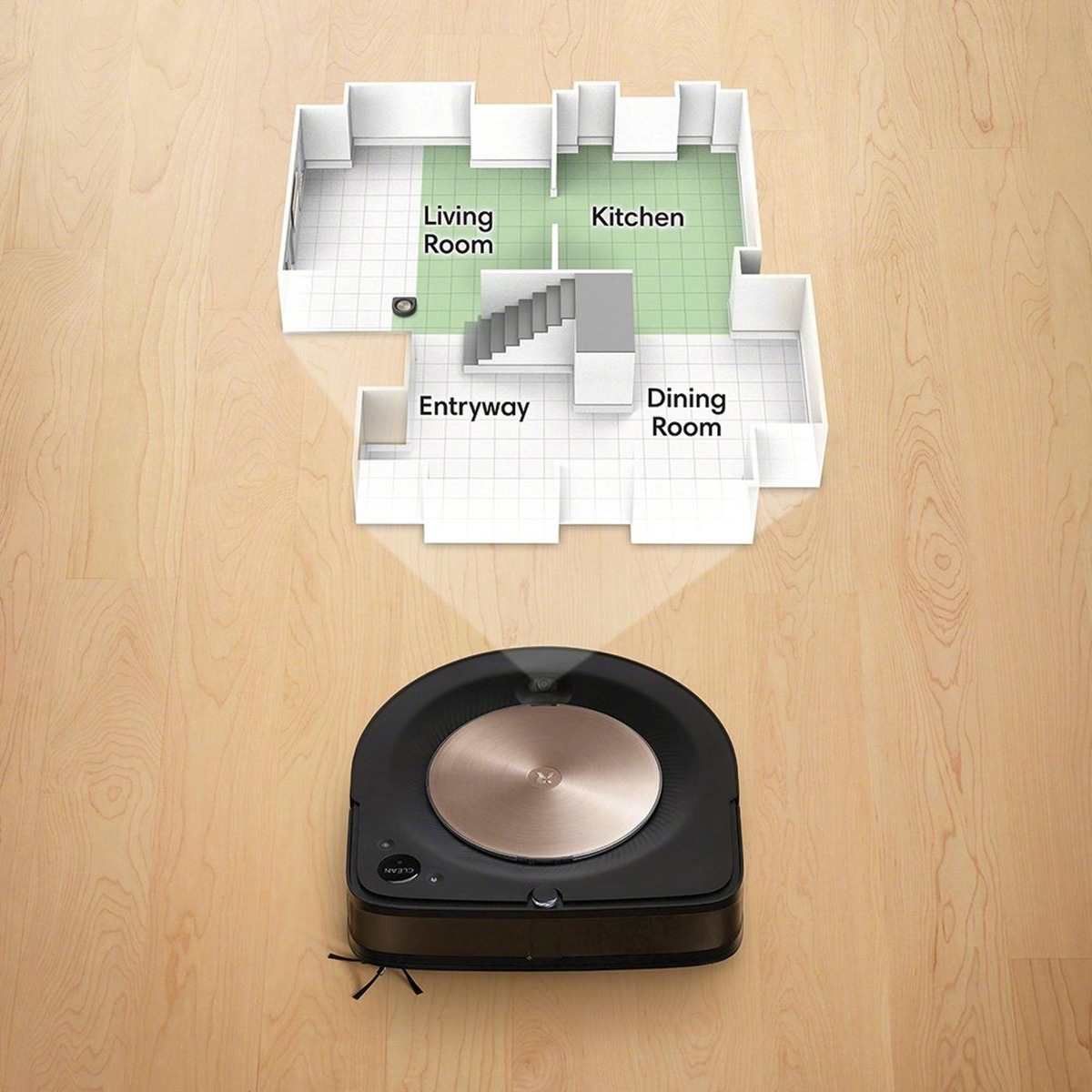 Imprint Smart Mapping